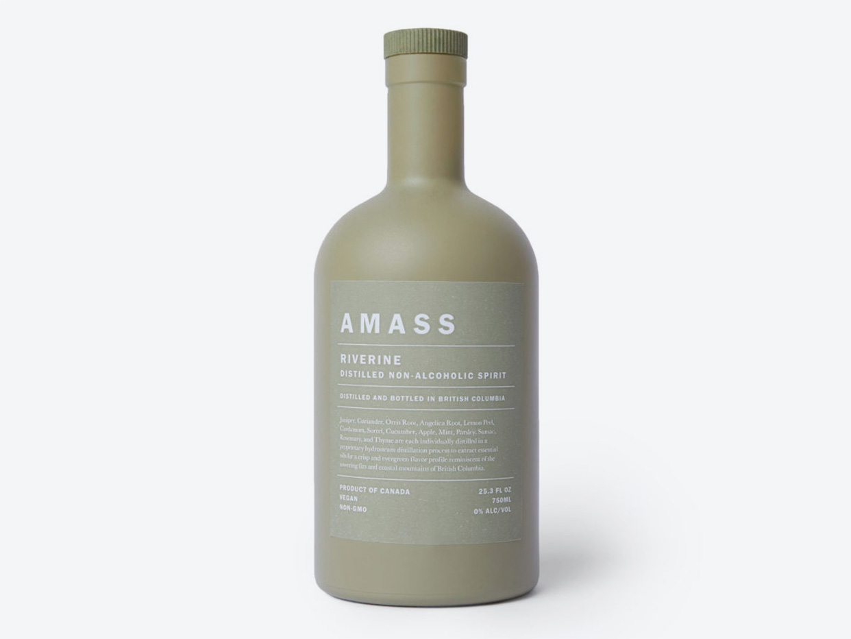 AMASS - Riverine Non-Alcoholic Spirit