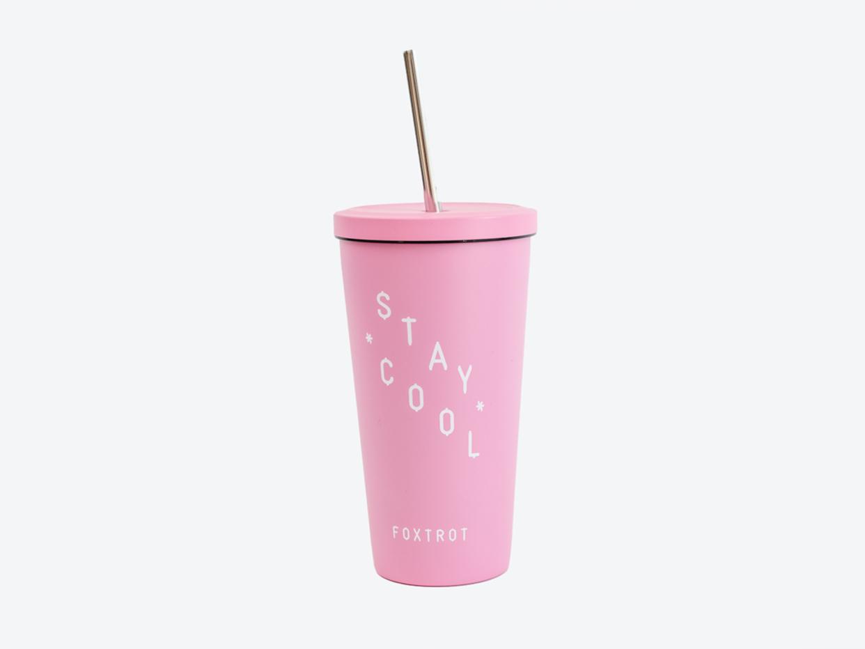 Foxtrot Stay Cool Tumbler - Watermelon