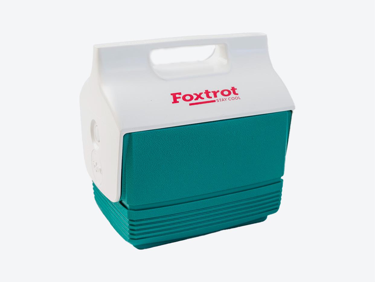 Foxtrot Igloo Cooler