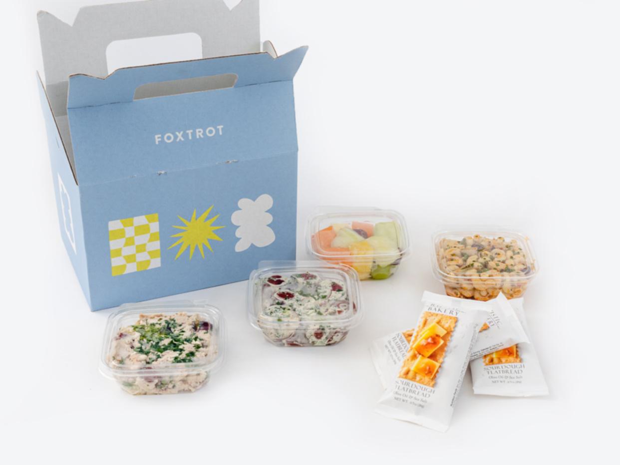 Summer Salad Picnic Box
