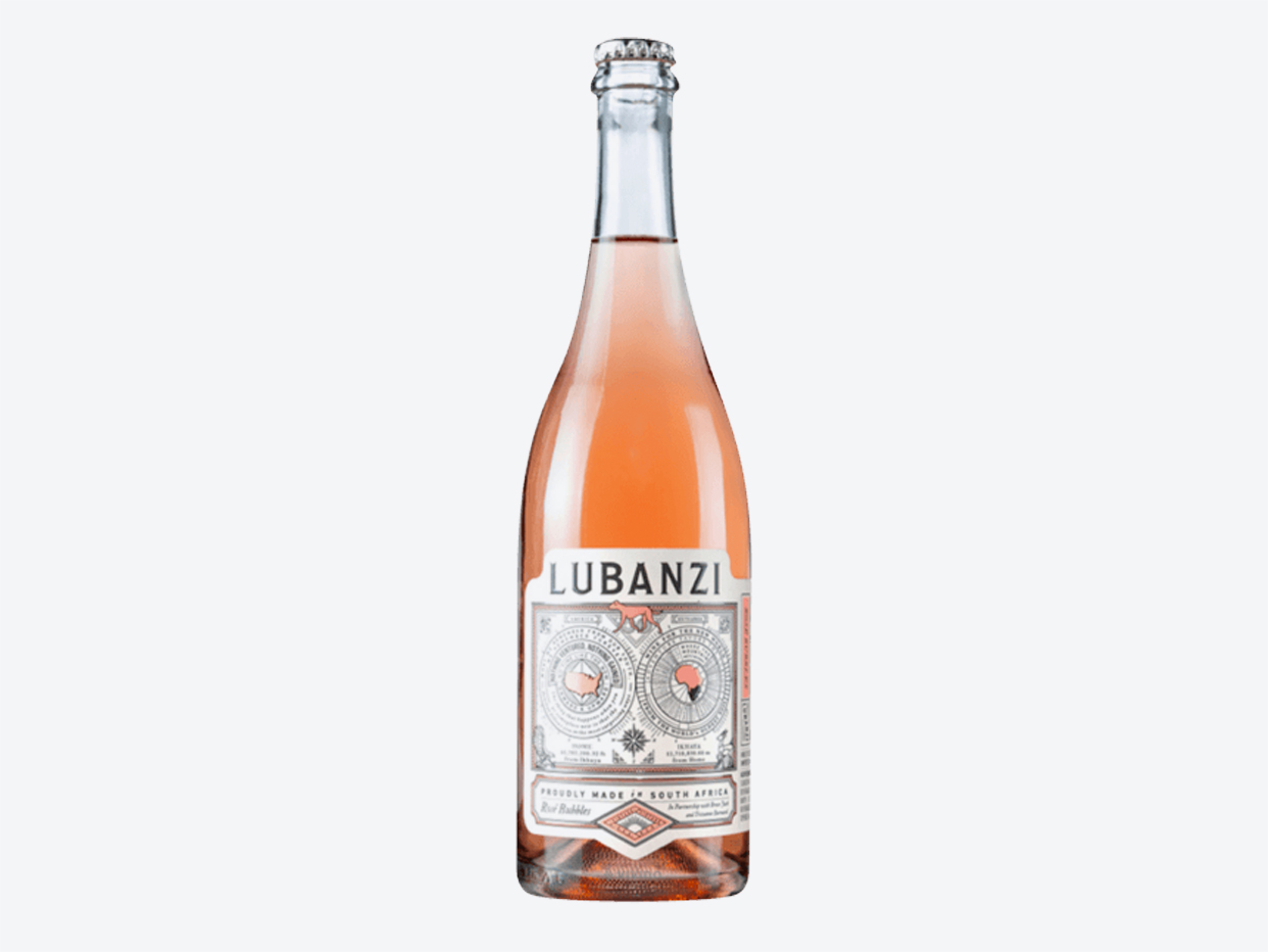 Lubanzi Rosé Bubbles NV