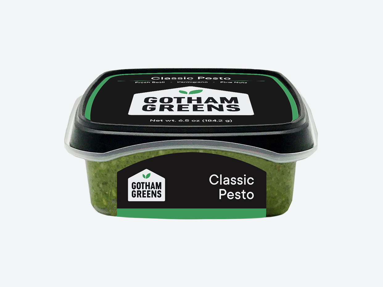 Gotham Greens - Classic Pesto