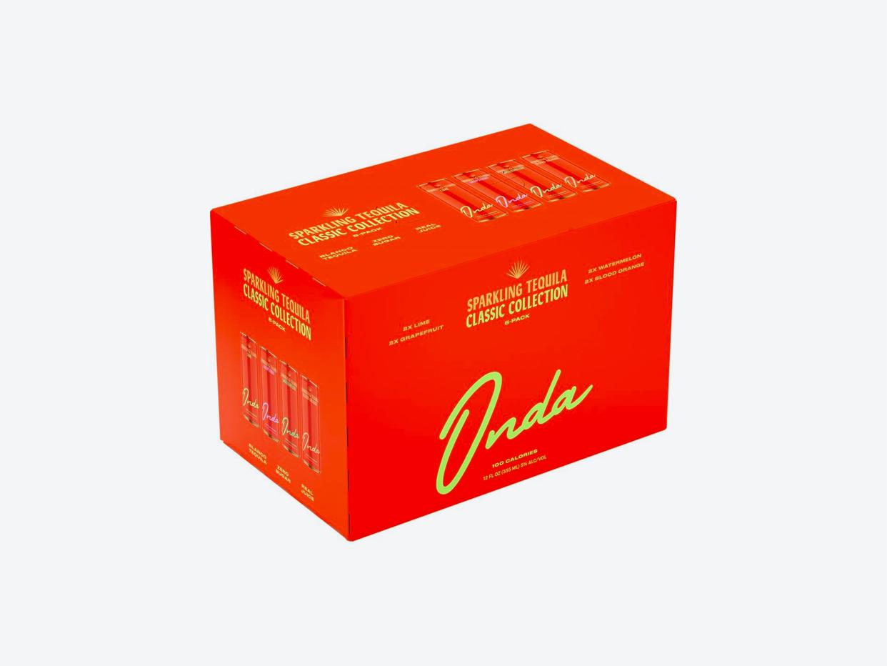 Onda - Tequila Seltzer Variety 8pk