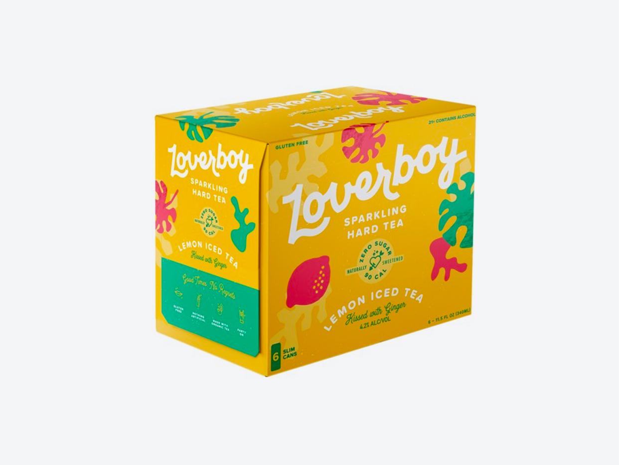 Loverboy - Lemon Tea 6pk