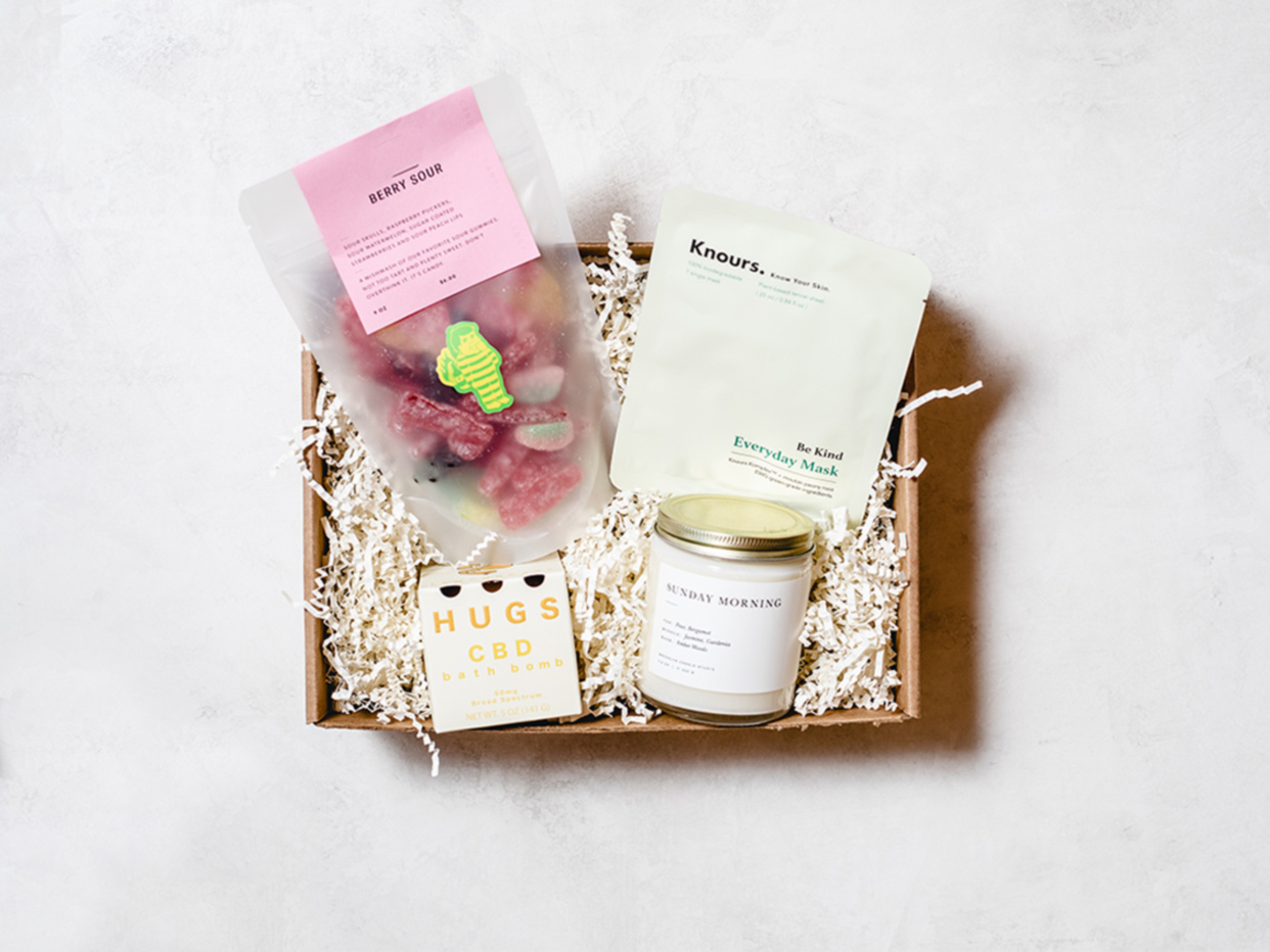 Self-Care Care Package