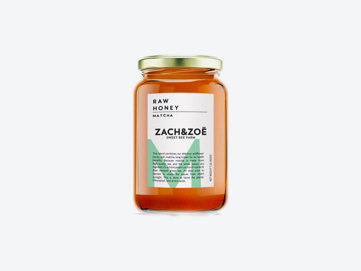Zach & Zoë Wildflower with Matcha - Mini image