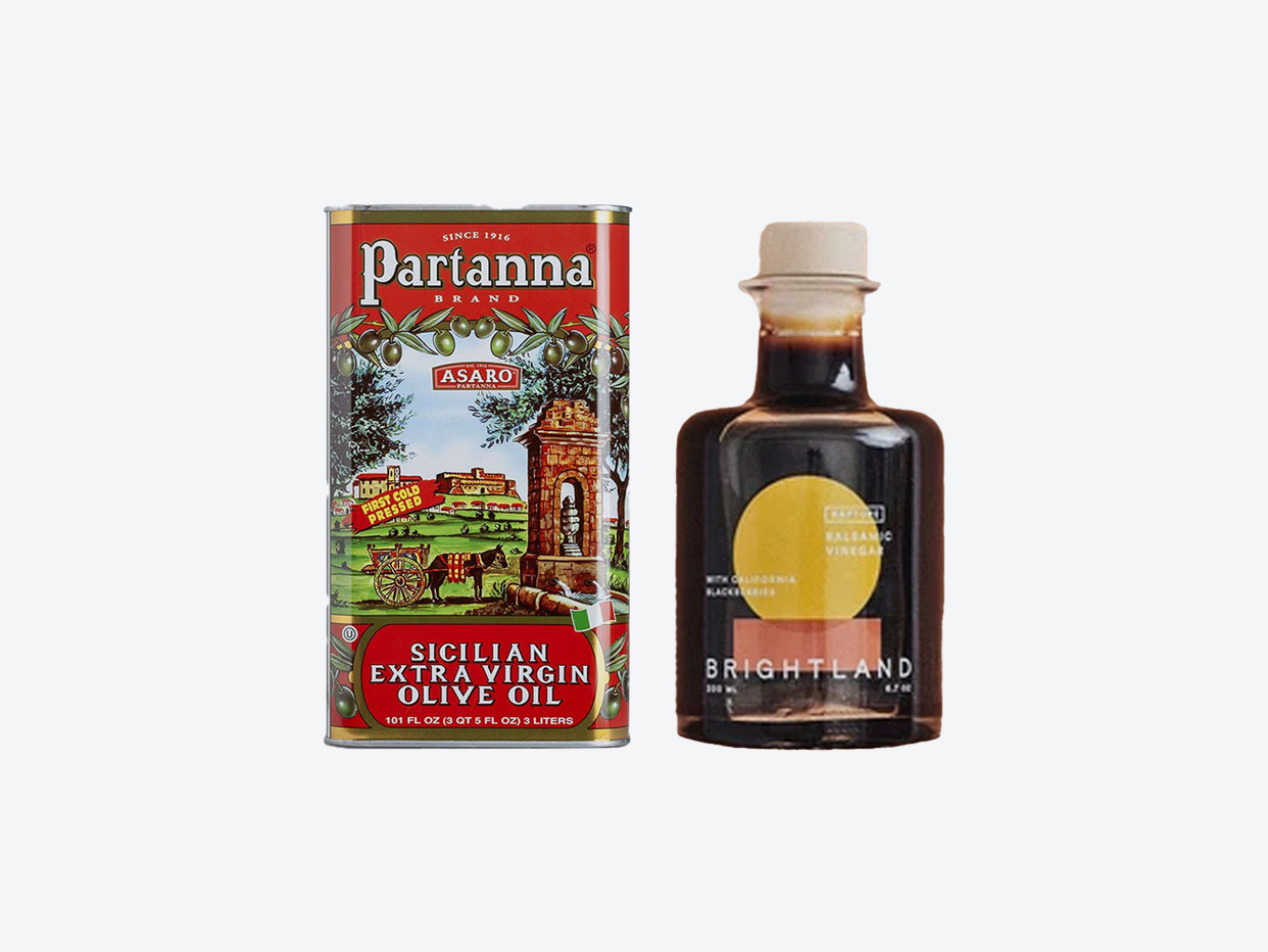 Balsamic & Olive Oil Duo