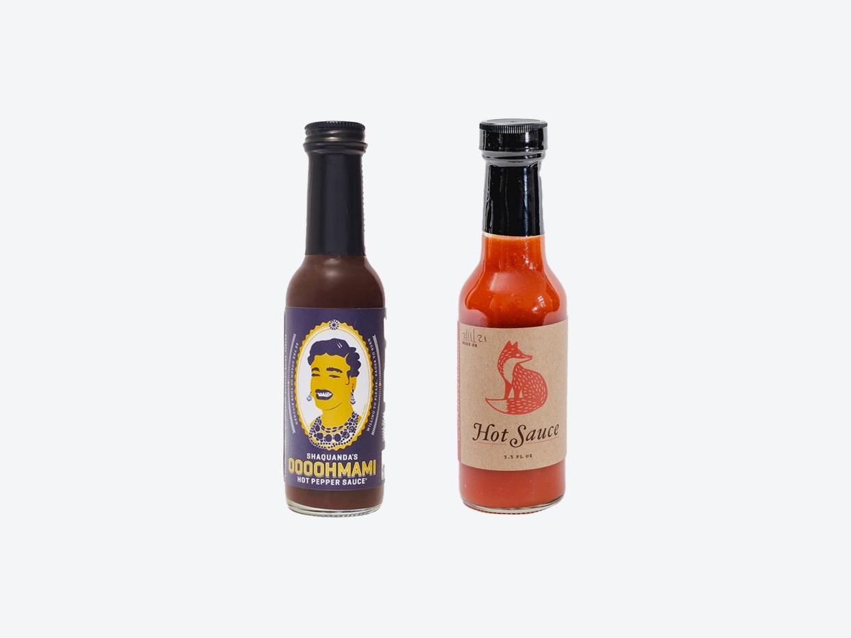 Classic v Umami Hot Sauce